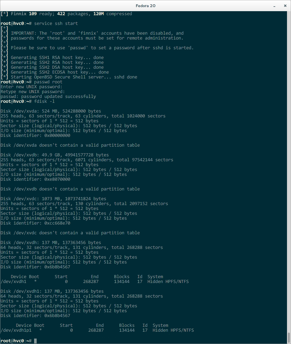 Disk Encryption on Linode